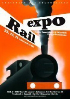 expo rail, exposition trains, trains miniatures