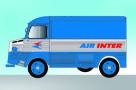 HY air inter, HY citroen, HY miniature